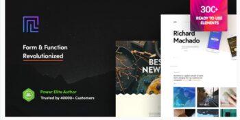 Revolution - Creative Multi Purpose Theme