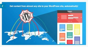 WP Content Crawler - Get content from almost any site