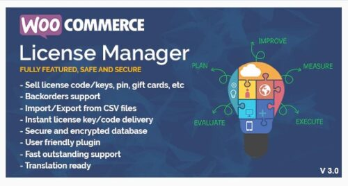WooCommerce License Manager