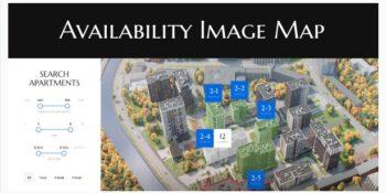 Availability Image Map WordPress Plugin