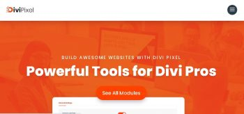 Divi Pixel - Powerful Tools for Divi Pros