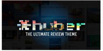 Huber - Multi-Purpose Review Theme