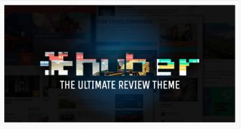 Huber - Multi-Purpose Review Theme