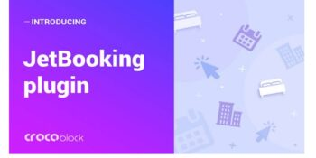 JetBooking - Booking functionality for Elementor