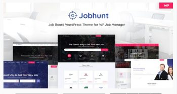 Jobhunt - Job Board theme for WP Job Manager