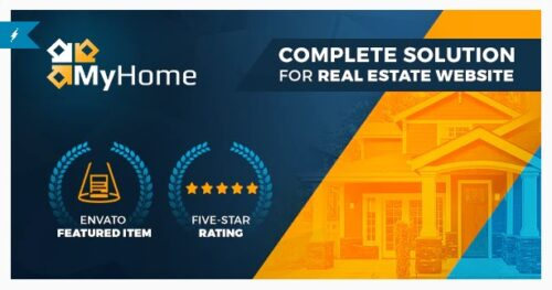 MyHome - Real Estate WordPress Theme