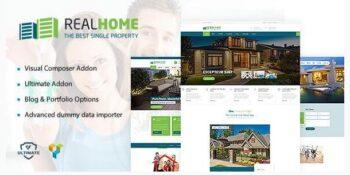 Single Property Theme