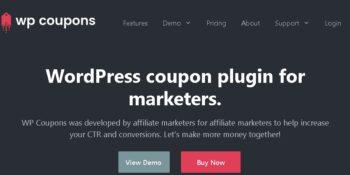 WP Coupons - The #1 Coupon Plugin for WordPress