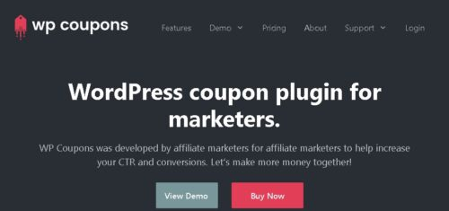 WP Coupons - The #1 Coupon Plugin for WordPress