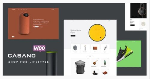 Casano - WooCommerce Theme For Accessories & Life Style
