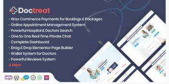 Doctreat - Doctors Directory WordPress Theme