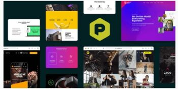 Parasponsive - One-page Landing WooCommerce Theme