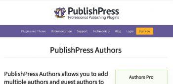 PublishPress Authors Pro