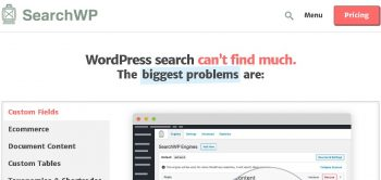 SearchWP + Addons