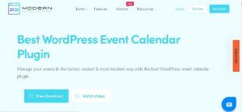 Webnus Modern Events Calendar Pro