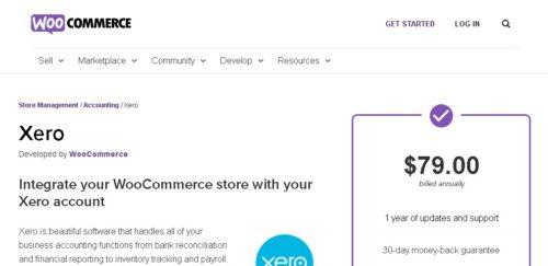 WooCommerce Xero Integration