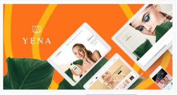 Yena - Beauty & Cosmetic WooCommerce Theme