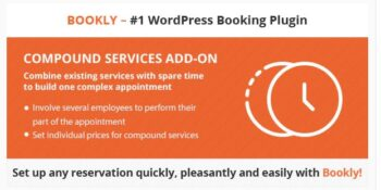 Bookly Compound Services