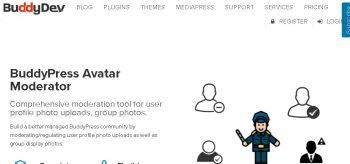 BuddyPress Avatar Moderator