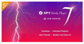 MP3 Sticky Player