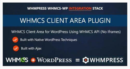WHMCS Client Area