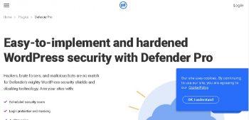 WPMU DEV WP Defender Pro