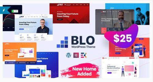 BLO Corporate Business WordPress Theme