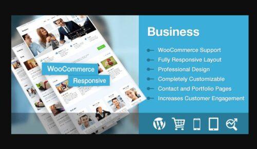 MyThemeShop Business WordPress Theme