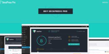 SecuPress Pro WordPress Security