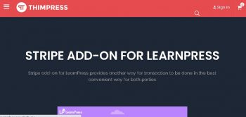LearnPress Stripe Add-on