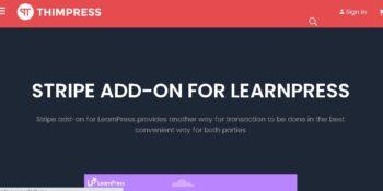 LearnPress Stripe Add-on