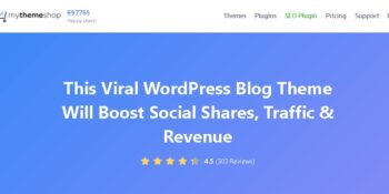 MyThemeShop SociallyViral