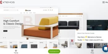 Orion - eCommerce theme for furniture, handmade and decor