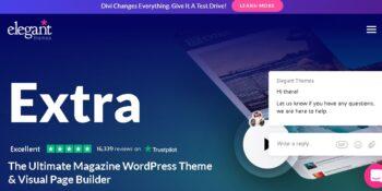 Extra WordPress Magazine Theme