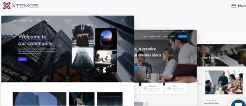 Jupiter - stylish multipurpose theme for agencies, portfolio and studios