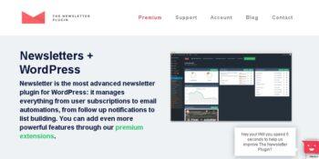 Newsletter – WooCommerce
