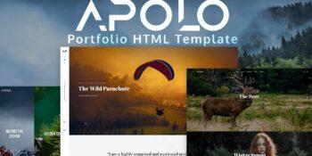 APOLO - Portfolio HTML Template