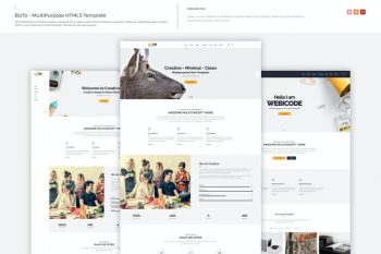 BizTo - Multipurpose HTML5 Template