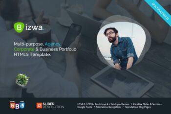Bizwa - Creative HTML