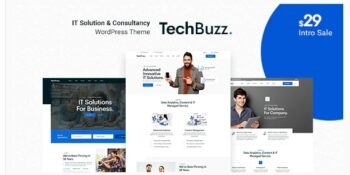 BngTech - IT Solutions WordPress Theme