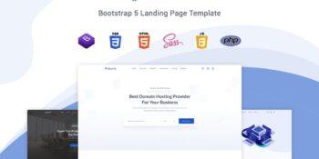 Destin - Bootstrap 5 Landing Page Template