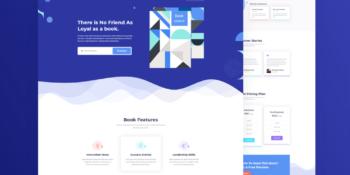Ebookyo - Ebook HtmlAnding Page Template