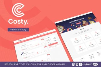 Expensive Cost calculator and order assistant