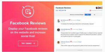 Facebook Reviews - WordPress Facebook Reviews plugin