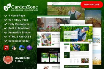 GardenZone Agriculture, Gardening & Landscaping
