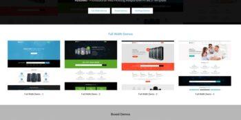 HostNeo - Web Hosting Responsive HTML Template