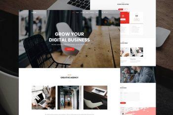 Kyata | Multipurpose HTML5 Template