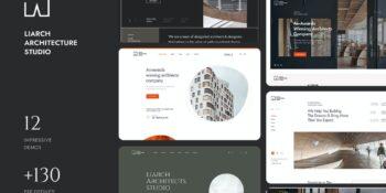 Liarch - Architecture and Interior HTML Template