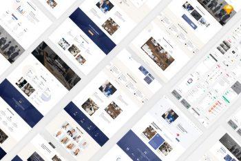 Monero - Business & Company Sketch Template