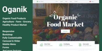 Oganik - Organic Food Products & Agriculture Farm